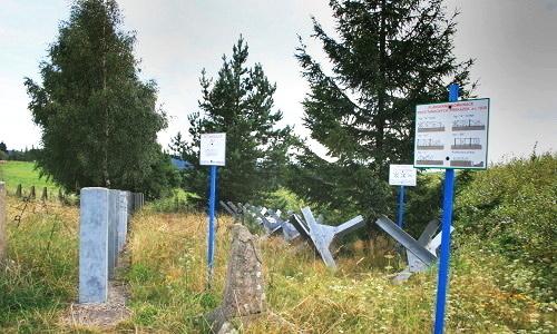 Okolí pevnosti Dobrošov